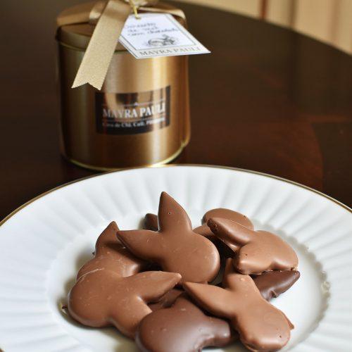 Biscoito de Mel com Chocolate